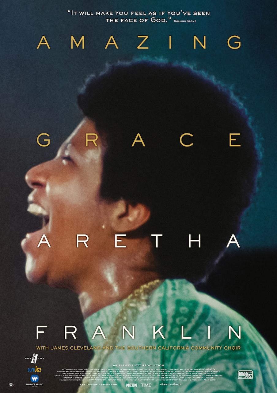 Festiwal ARKA: Niesamowita łaska/Amazing Grace: Aretha Franklin (Sala Czerwona)