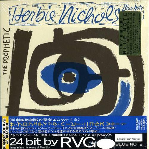 Herbie Nichols The Prophetic Herbie Nichols .jpg