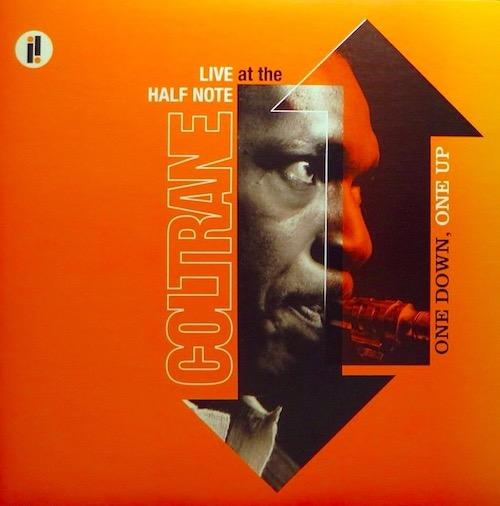 John Coltrane One Down, One Up. Live at Half Note.jpg