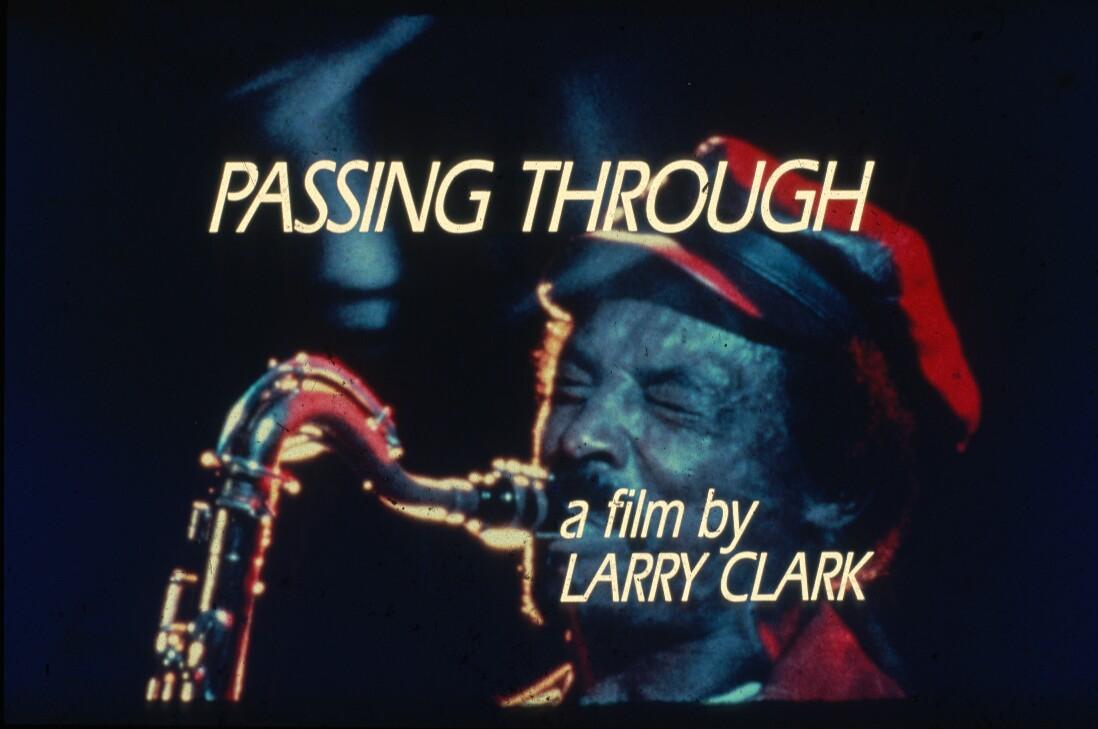 Parker - Passing Through.jpg
