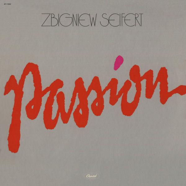Zbigniew Seifert Passion.jpg